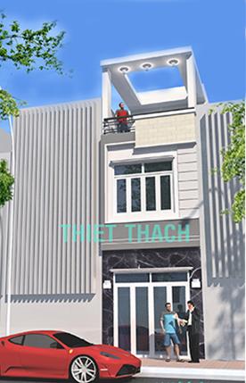 nhà phố 3.1 x 10.6 2,5 tầng MNP-00219